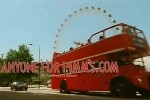 Pimms - London bus tour